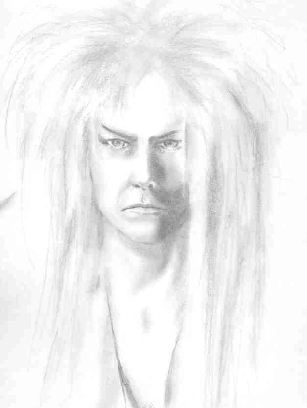 Labyrinth Gallery - Fan Art Labyrinth 1986